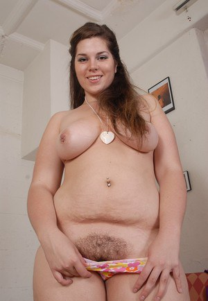 Chubby hairy pussy women